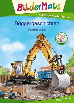 Bildermaus – Baggergeschichten von Wieker,  Katharina
