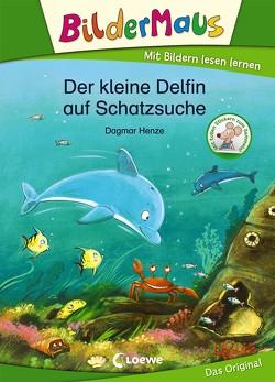 Bildermaus – Der kleine Delfin auf Schatzsuche von Henze,  Dagmar