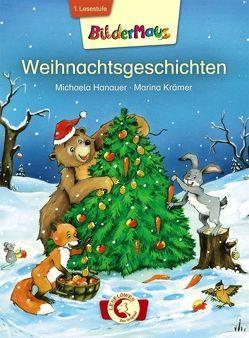 Bildermaus – Weihnachtsgeschichten von Hanauer,  Michaela, Krämer,  Marina