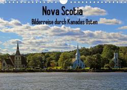 Bilderreise Nova Scotia (Wandkalender 2020 DIN A4 quer) von Langner,  Klaus