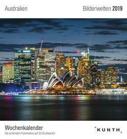 Bilderwelten Australien 2019