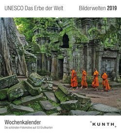 Bilderwelten UNESCO Das Erbe der Welt 2019