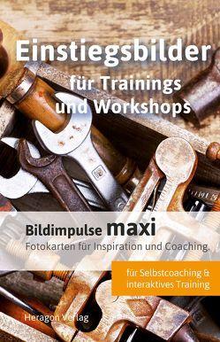 Bildimpulse maxi: Einstiegsbilder für Trainings und Workshops von Porok,  Simone