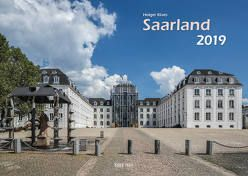 Bildkalender Saarland 2019 A3 quer Spiralbindung von Klaes,  Holger