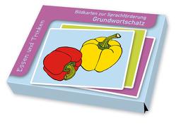 Bildkarten Grundwortschatz: Essen und Trinken von Boretzki,  Anja, Redaktionsteam Verlag an der Ruhr