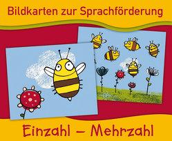 Bildkarten zur Sprachförderung: EINZAHL – MEHRZAHL – Neuauflage von Boretzki,  Anja, Verlag an der Ruhr,  Redaktionsteam