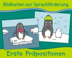 Bildkarten zur Sprachförderung: Erste Präpositionen von Boretzki,  Anja, Verlag an der Ruhr,  Redaktionsteam