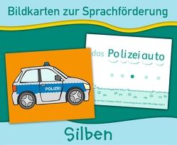 Bildkarten zur Sprachförderung: Silben. Neuauflage von Boretzki,  Anja, Verlag an der Ruhr,  Redaktionsteam