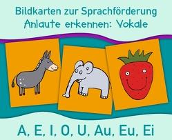 Bildkarten zur Sprachförderung: Vokale. Neuauflage von Boretzki,  Anja, Verlag an der Ruhr,  Redaktionsteam