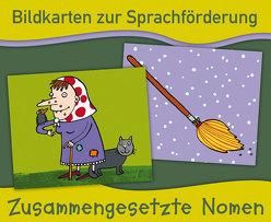 Bildkarten zur Sprachförderung: Zusammengesetzte Nomen – Neuauflage von Verlag an der Ruhr,  Redaktionsteam