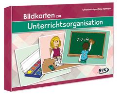 Bildkarten zur Unterrichtsorganisation von Altgen,  Christine, Höffmann,  Silke