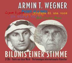 Bildnis einer Stimme /Picture of a Voice /Görünen Ses… von Klan,  Ulrich, Wegner,  Armin T.