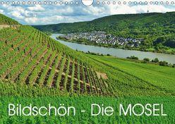 Bildschön – Die Mosel (Wandkalender 2019 DIN A4 quer) von Heußlein,  Jutta