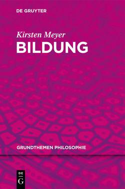 Bildung von Meyer,  Kirsten
