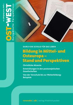 Bildung in Mittel- und Osteuropa von Renovabis e.V.,  Zentralkomitee der deutschen Katholiken