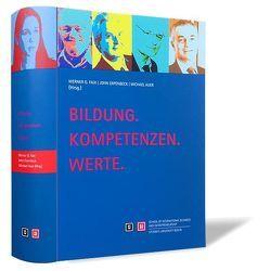 Bildung. Kompetenzen. Werte. von Auer,  Michael, Erpenbeck,  John, Faix,  Werner G.