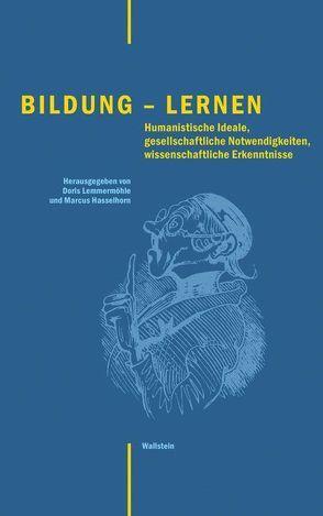Bildung – Lernen von Hasselhorn,  Marcus, Lemmermöhle,  Doris