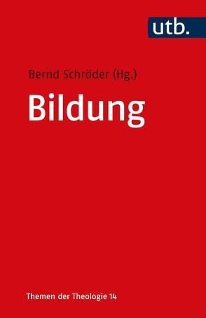 Bildung von Schroeder,  Bernd