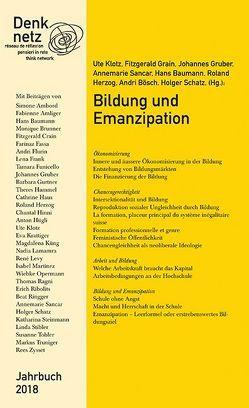 Jahrbuch Denknetz 2018: Bildung und Emanzipation von Denknetz