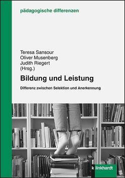 Bildung und Leistung von Musenberg,  Oliver, Riegert,  Judith, Sansour,  Teresa