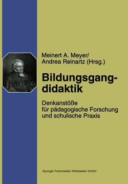 Bildungsgangdidaktik von Meyer,  Meinert A., Reinartz,  Andrea