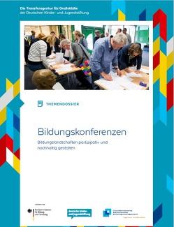 Bildungskonferenzen von Flaspöler,  Kathrin, Ilgenstein,  Nastasja