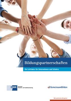 Bildungspartnerschaften von Bartke,  Elisabeth, Deutscher Industrie- und Handelskammertag e.V., Heiberger,  Jana