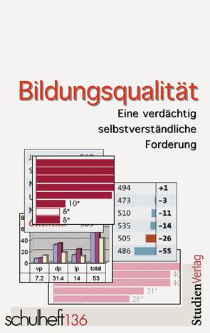 Bildungsqualität von schulheft 4/09 - 136