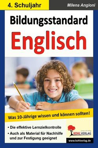 Bildungsstandard Englisch von Angioni,  Milena