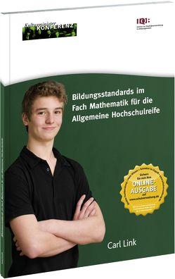 Bildungsstandards im Fach Mathematik für die Allgemeine Hochschulreife