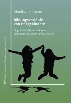 Bildungsverläufe von Pflegekindern von Lehmann,  Monika