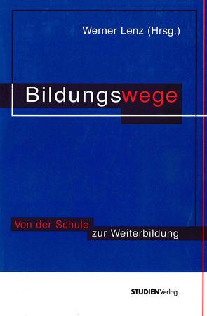 Bildungswege von Lenz,  Werner