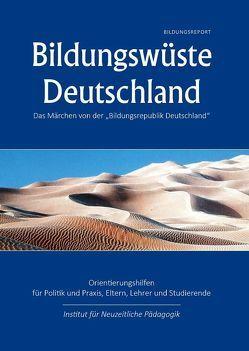 Bildungswüste Deutschland von Franzke,  Reinhard