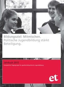 Bildungsziel: Mitmischen von Jantschek,  Ole, Waldmann,  Klaus