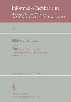 Bildverarbeitung und Mustererkennung von Triendl,  E.