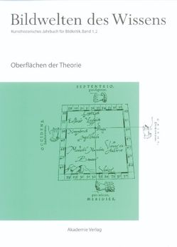 Bildwelten des Wissens / Oberflächen der Theorie von Blümle,  Claudia, Bredekamp,  Horst, Bruhn,  Matthias, Müller-Helle,  Katja