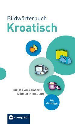 Bildwörterbuch Kroatisch von Zoric,  Verica