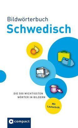 Bildwörterbuch Schwedisch von Dennstedt,  Karin