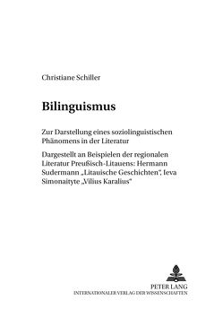 Bilinguismus von Schiller,  Christiane
