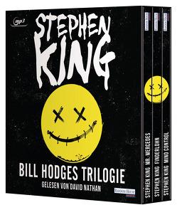 Bill-Hodges-Trilogie von King,  Stephen, Nathan,  David