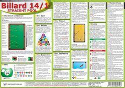 Billard 14/1 Endlos von Schulze,  Michael