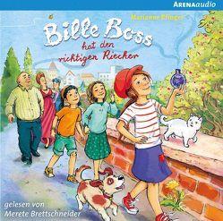 Bille Boss hat den richtigen Riecher. Bille Boss (2) von Efinger,  Marianne, Egan,  Lorna