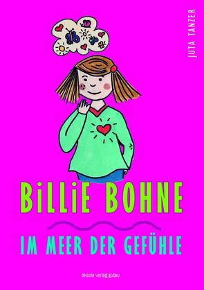 Billie Bohne im Meer der Gefühle von Tanzer,  Juta, Tanzer,  Tina