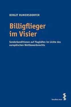 Billigflieger im Visier von Rumersdorfer,  Birgit