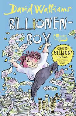 Billionen-Boy von Haentjes-Holländer,  Dorothee, Ross,  Tony, Walliams,  David
