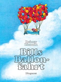 Bills Ballonfahrt von Zimnik,  Reiner