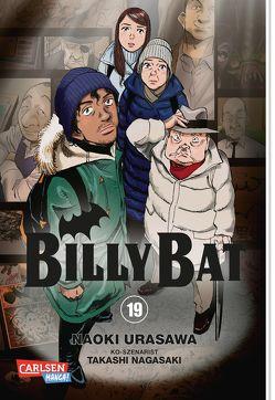 Billy Bat 19 von Gerstheimer,  Yvonne, Nagasaki,  Takashi, Urasawa,  Naoki