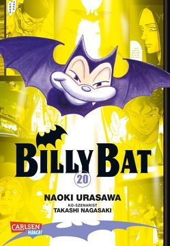 Billy Bat 20 von Gerstheimer,  Yvonne, Nagasaki,  Takashi, Urasawa,  Naoki