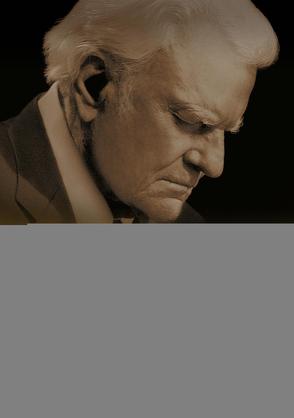 Billy Graham – Ein Mann und sein Auftrag von Camenisch,  Daniel, Graham,  Billy, Harrell,  Vonda