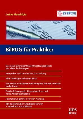 BilRUG für Praktiker von Hendricks,  Lukas